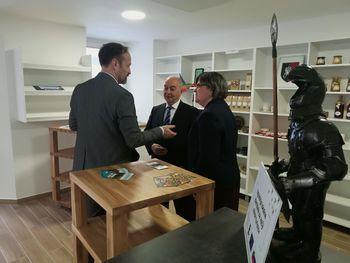 TIC Šmartno obiskal veleposlanik Ruske federacije