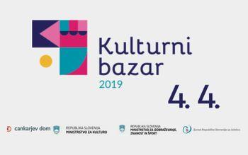 Vabljeni na 11. Kulturni bazar v Cankarjevem domu