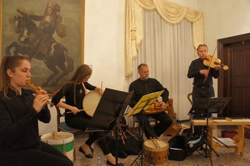 Koncert ansambla za staro glasbo Cappella Justinopolitana