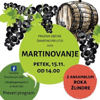 Martinovanje v Šmartnem 2019