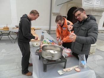 1. mini krompirijada v občini Oplotnica