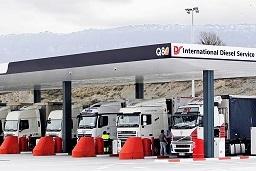 Aplikacija IDS iAccount ponuja prelomno zmogljivost upravljanja z gorivom za evropske prevoznike