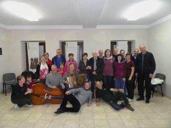 50-letnica od zapisa kalskih plesov z delavnico plesov Banjške planote: Kalski folklorniki kot primer stične točke znanosti, stroke in kulture ter dobre prakse