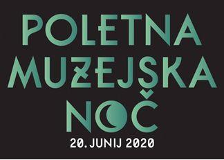 Poletna muzejska noč 2020