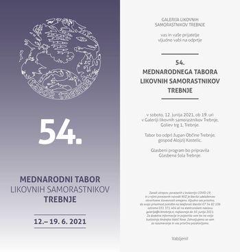 54. Mednarodni tabor likovnih samorastnikov