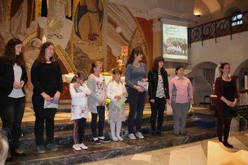 Otroška revija zborov v Litiji