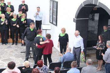 Pomladni koncert zbora Zvon na Bogenšperku