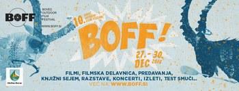 BOFF: V novo leto s svojim filmom