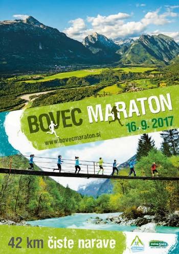 Prijave na Bovec maraton samo še do 3.septembra!