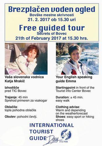 Mednarodni dan turističnih vodnikov