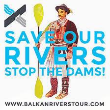 Balkan Rivers Tour - okrogla miza Zajezitve v Zgornjem Posočju