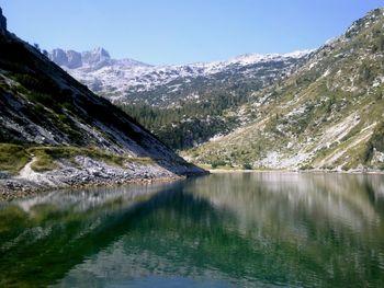 Planinski dom pri Krnskih jezerih odpri vrata
