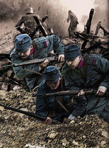 Kobariška bitka na Kolovratu, 17.september