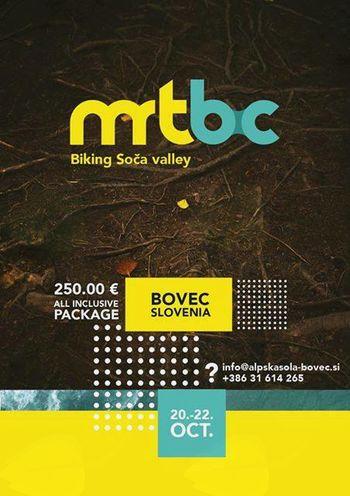 MTBc, 20. - 22. oktober