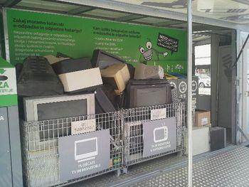 Mobilno zbiranje starih aparatov