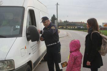 Učenci OŠ Cirkovce o varnosti v prometu