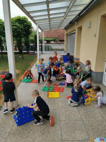 Počitniške dejavnosti v vrtcu v Cirkovcah