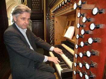 V šentviški cerkvi Svetega Vida so donele pozavne in orgle