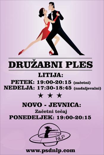 Tečaji za odrasle v NLP Litija