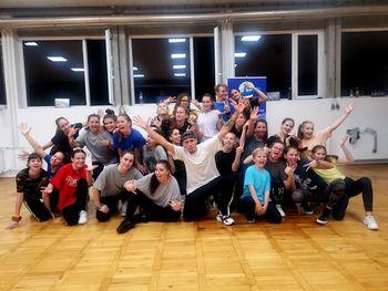 Prva Plesna inFuzija - fuzija plesa za otroke in mladostnike