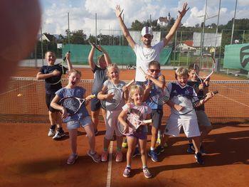 Brezplačne športne urice v Teniškem klubu Vojnik