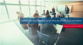 Vodstva društev ne prezrite: Poslovanje v društvu in zaključno poročilo