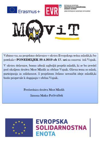 Evropski teden mladih v občini Vojnik