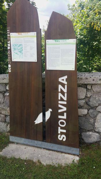 Člani Turističnega društva Bled na ekskurziji v Reziji