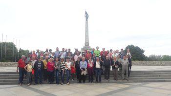 Izlet članov Turističnega društva Bled na Slovaško in Gradiščansko