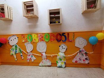Prvi dan šolskega leta 2021/2022 v Vrtcu Tržič