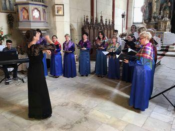 18. srečanje pevskih zborov