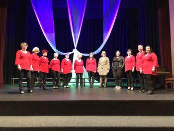 Petinštirideseto srečanje pevskih zborov