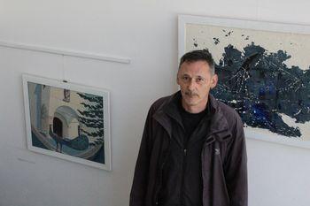 """Slikarska razstava """"Kulturna dediščina"""""""