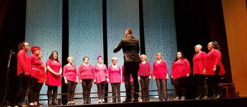 Srečanje ženskih pevskih zborov