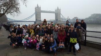Jezikovna ekskurzija učencev OŠ Bled v London