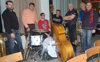 Big band na Bledu!