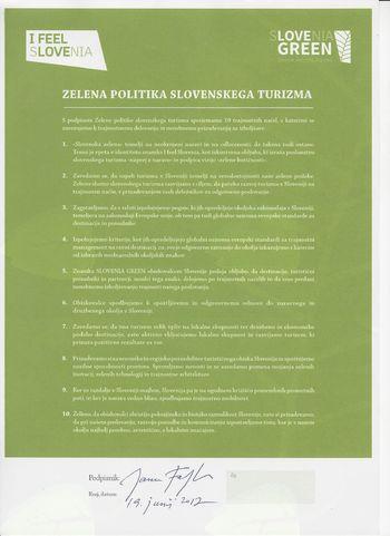Zelena shema slovenskega turizma