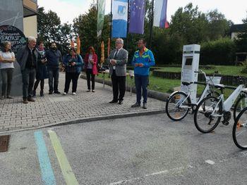 Sistem za avtomatizirano izposojo koles je vzpostavljen!
