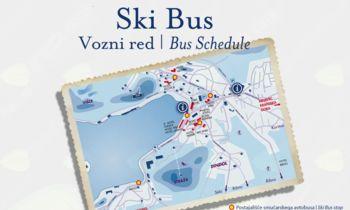 Ski bus Bled