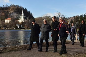 Obisk portugalskega predsednika vlade