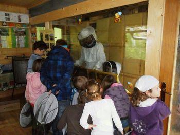 Dan odprtih vrat Čebelarskega društva Bled - Gorje