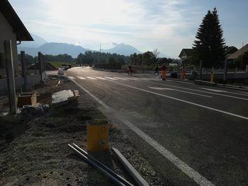 Zapore s severne razbremenilne ceste bodo ostranili ob 11.30