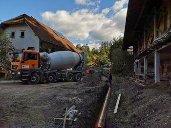 Jesenske gradnje v občini Bled
