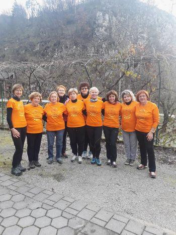 Nova skupina Šole zdravja na Bohinjski Beli
