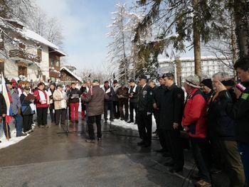 Slovenski kulturni praznik v občini Bled