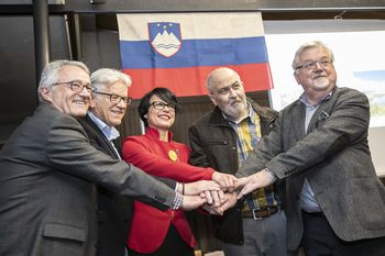 Medobčinsko partnerstvo med Wangnom in Bledom