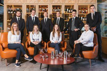 Najboljši evropski mladinski barmani ponovno na Bledu
