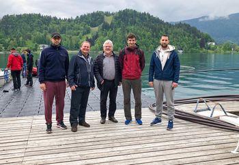 Blejsko društvo za podvodne dejavnosti ponovno čistilo jezero