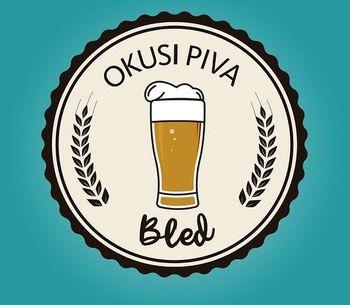 Pivo ob Blejskem jezeru