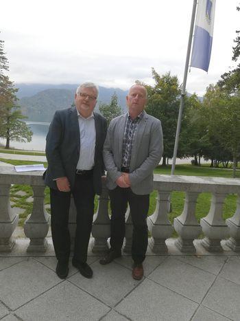 Robert Klinar, novi direktor občinske uprave Občine Bled